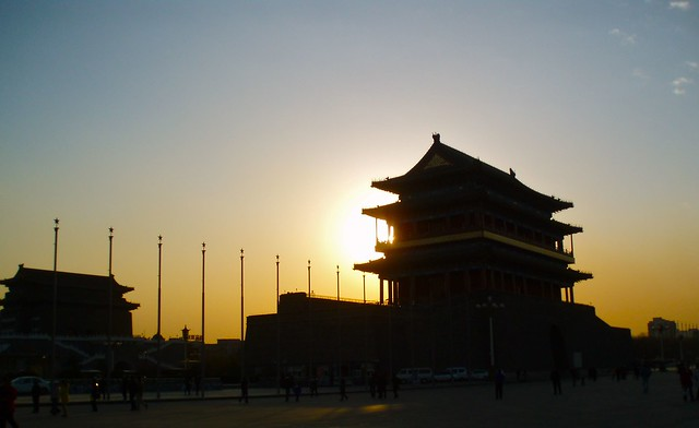 Drum Tower, Beijing, China