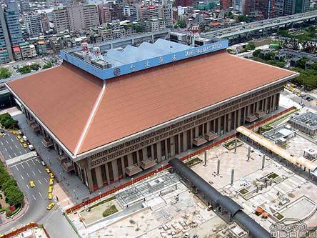 台北- 火車站