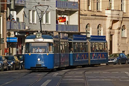 P-Wagen 2010 am Hohenzollernplatz