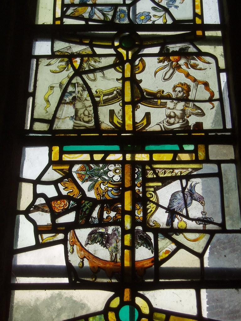 Decorative Panels, Mapledurham