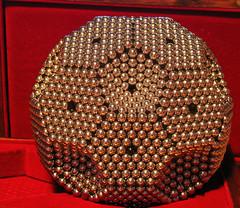 Buckminsterfullerene (jasonbbb711) Tags: ball toy earth magic balls magnets structure puzzle sphere zen to instructions how dots stellated nano companion nib magnet spheres rare tutorial bucky icosahedron dodecahedron instructional buckyball buckyballs neodymium shapeshifting stellate ndfeb neocube cybercube zenmagnets nanodots