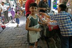 aleppo 158 (zouhair ghazzal) Tags: kids children gun market syria bazaar aleppo suq