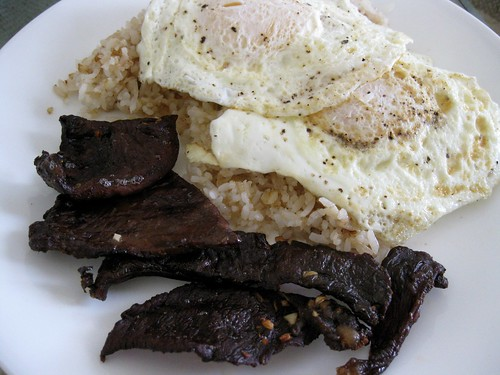Homemade Tapsilog
