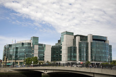 The Irish Financial Services Centre, Dublin, Ireland (Walter-Ego) Tags: ireland dublin money building landscape day bank business taxes local economy banking finance economiccrisis eurocrisis gettyimagesirelandq1