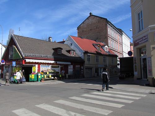 Grønland streetview
