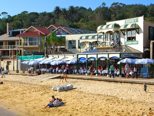 Doyles Restaurant Watsons Bay Sydney