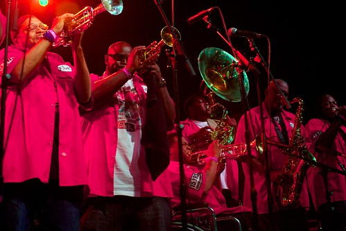 Hot Eight Brass Band