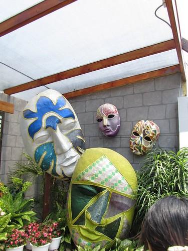2011台北花博-寰宇庭園-馬尼拉-面具一覽.JPG