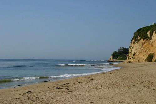 beachy morning