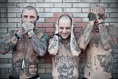 3wise (P_mod) Tags: tattoo ink jayread shiestd bucknevermind