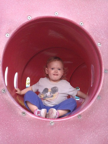 Lily in the hole
