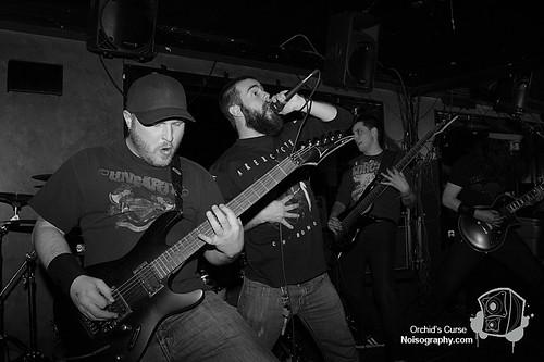 Orchid's Curse -  East Coast Loud Tour (Halifax) 08