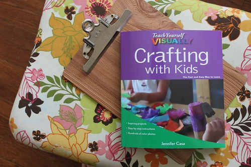 Crafting With Kids Book Review