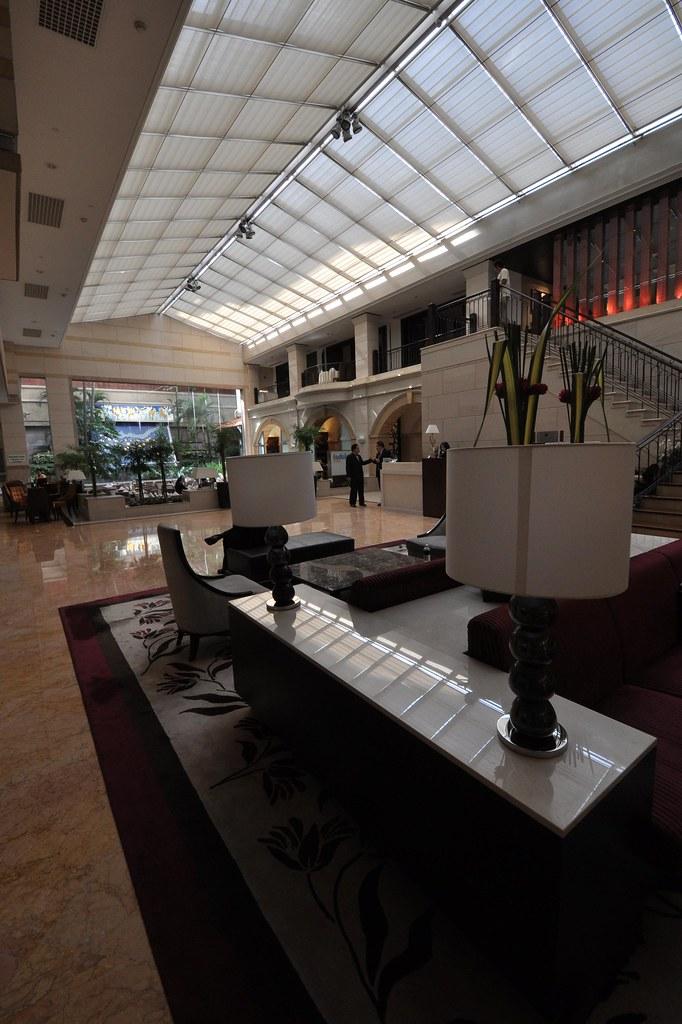 Grand Park City Hall 新加坡君乐皇府酒店 ...