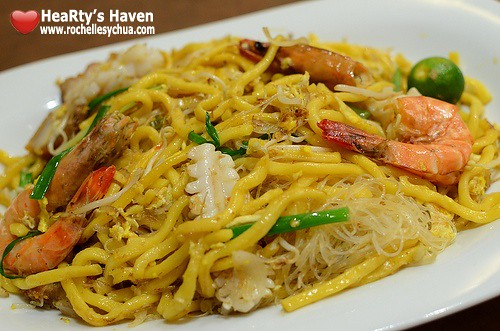fried noodles sentosa