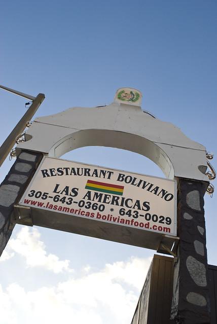 Restaurant Boliviano