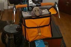 Dust Mite & rando bag