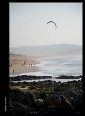 beach (berttuco) Tags: espaa sun sol beach spain sand arena cantabria liencres