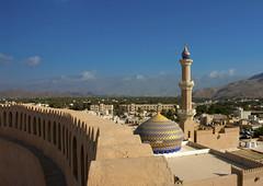 Tanuf, Oman
