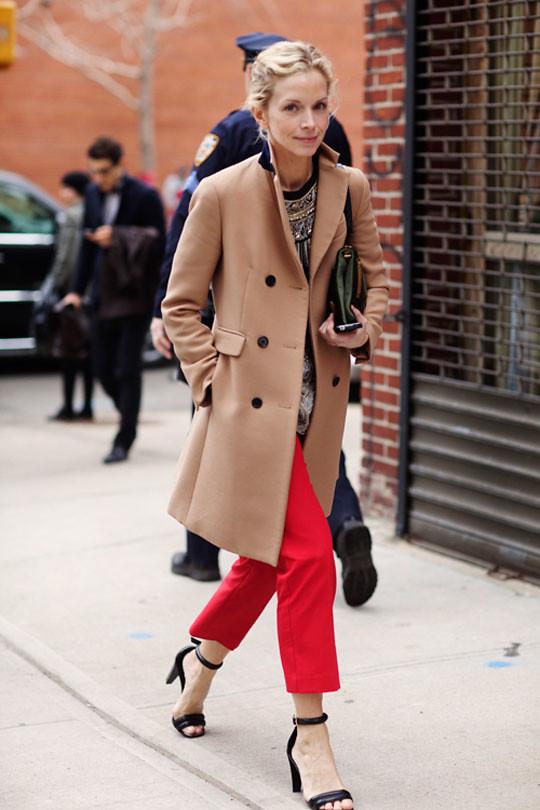 moda kobiety