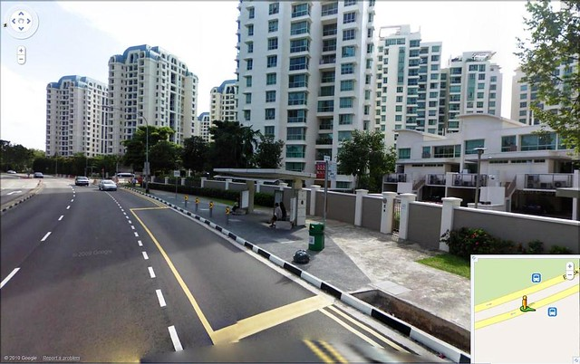 bus stop from tampines