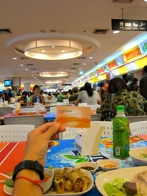 Food Court @ Platinum Mall