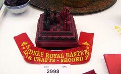 2011 Sydney Royal Easter Show: edible art 10 (dominotic) Tags: art cakes animals rural farm sydney australia sugar nsw newsouthwales iced produce agriculture ras homebush theshow decorated artsandcrafts eastershow sydneyroyaleastershow lifestock edibleart agriculturalshow citymeetscountry
