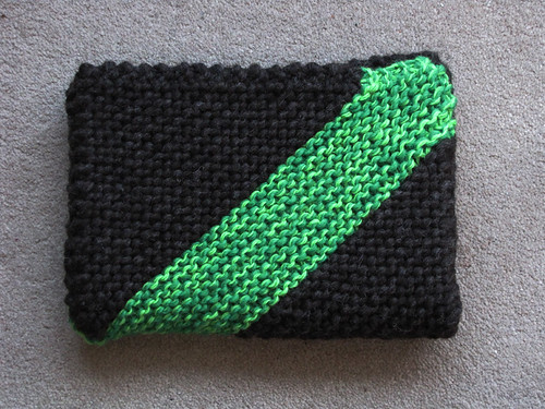 Netbook sleeve, side A
