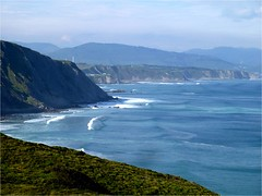 Hoy a la maana. (eitb.eus) Tags: costa barrika 1296 eitbcom tiemponaturaleza jesuslejarzabasauri g559