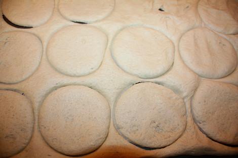 round-dough