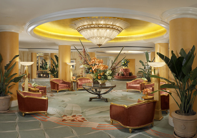アフタヌーンティーで人気のホテル ビバリー ヒルズ ホテル アンド バンガローズ