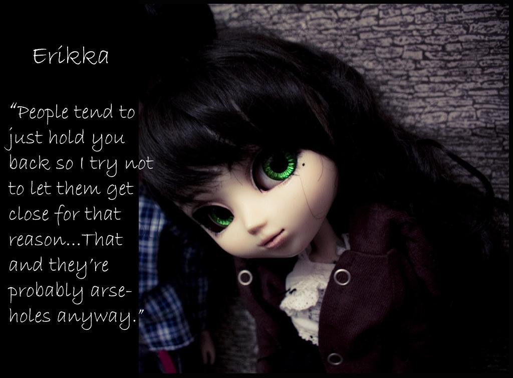 Erikka's interview.