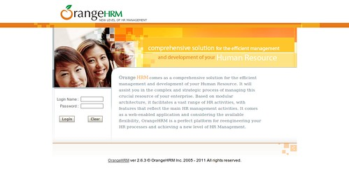 OrangeHRM1