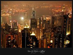 HongKong Peak~ (Window Leong) Tags: city hk beautiful night buildings landscape photography hongkong nikon scenery photos snapshot peak scene macau 城市 香港 夜景 風景 澳門 建築物 美景 相片 攝影 2470 山頂 d700