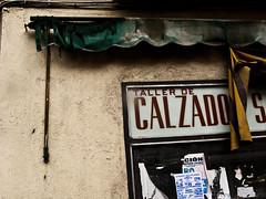 Taller de Calzados (Roco Miron) Tags: madrid de taller cerrado semanasanta abandonado vallecas calzados puentedevallecas tallerdecalzados