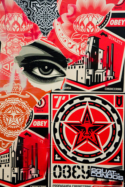 Shepard Fairey and New York City Youth