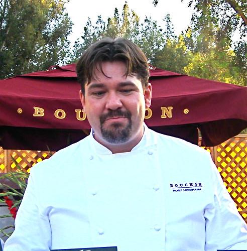 Rory Herrmann of Bouchon