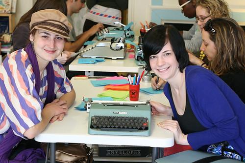 B.Y.O.Typewriter