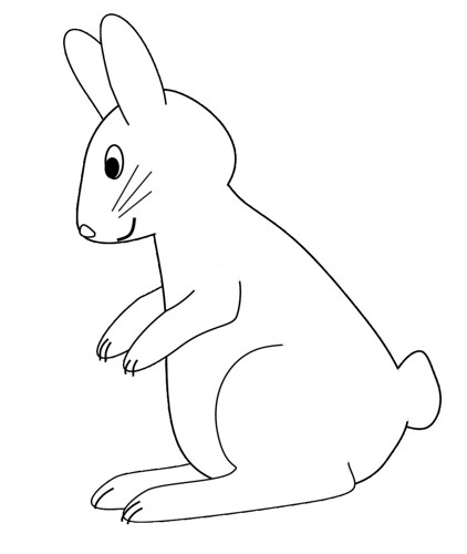 free easter bunny clipart images. free easter bunny clipart