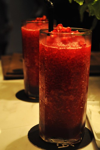 pomegranate drinks