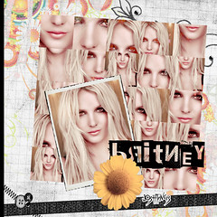 Blend Of Colorization! - Britney spears (Joshie.yeye) Tags: