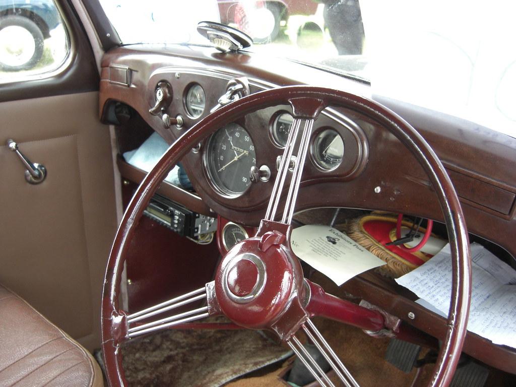 1953 Ford E493A Prefect
