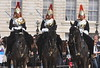 Guardia Real Británica - British Royal Guards (Oscar in the middle) Tags: soldier spurs britain united great kingdom cavalry reino unido