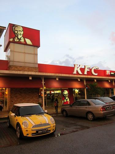 KFC Kota Damansara