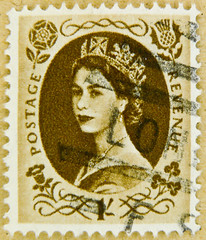 stamp predecimal wilding 1 one Shilling goldbrown gold brown queen QEII elisabeth royal pence penny elizabeth england uk great britain united kingdom postage revenue porto timbre bollo sello marke briefmarke stamp mapka Windsor (stampolina) Tags: uk greatbritain portrait england lady postes 1 elizabeth unitedkingdom stamps retrato royal queen stamp porto windsor crown portret timbre ingiltere commonwealth postage shilling franco qeii  queenelizabeth anglia selo bolli queenelisabeth  sello wilding grossbritannien queenelizabethii  briefmarken  markas   francobollo grandebretagne frimrker portr granbretaa timbreposte francobolli bollo  pullar  queenelisabethii znaczki      grbretanha frimaerke  timbru   commonwealthofnations   yupio  blyegek postacreti postestimbres
