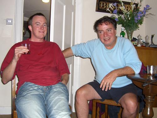 Erik and Tom