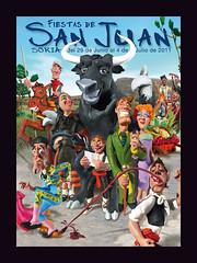 Cartel San Juan 2011