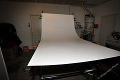 Shooting Table made with Kee Lite