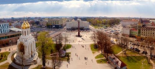 Kaliningrad Panorama ©  Dima Bushkov