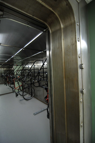 Bike parking in Spalding Building-8-7